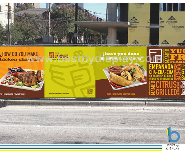 Fence Wrap Fence Banner Wall Wrap Wall Banner Best By